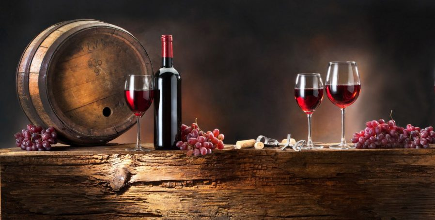 Napa Vadisi'nde Şarap İçin