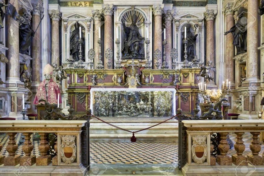 Naples Cathedral, Duomo di Napoli
