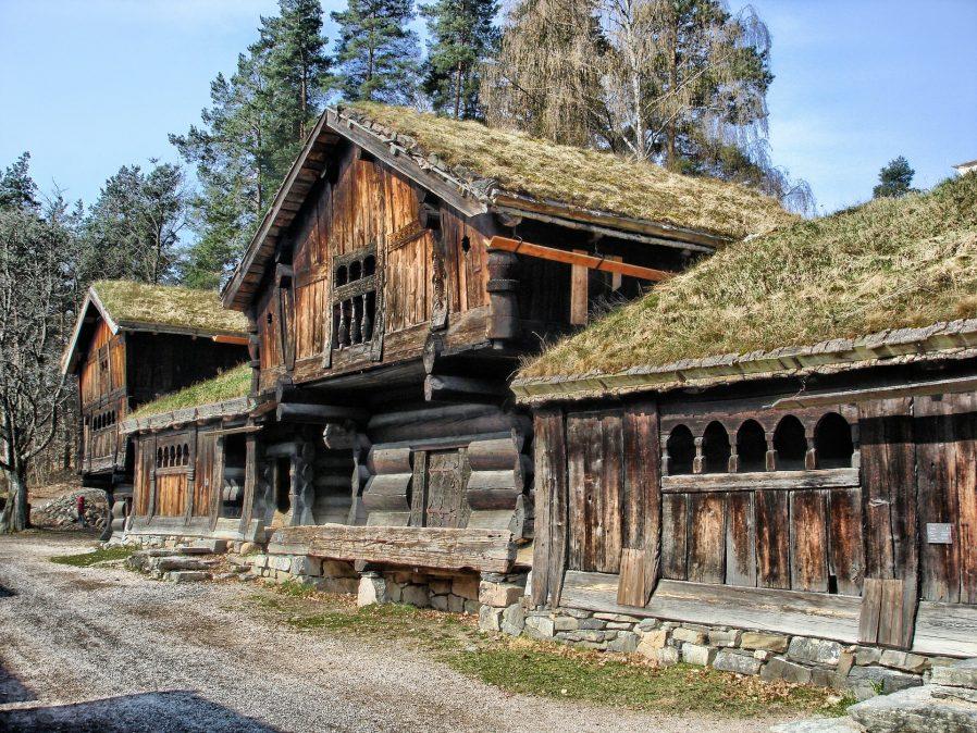 Norwegian Museum of Cultural History (Norveç Halk Müzesi)