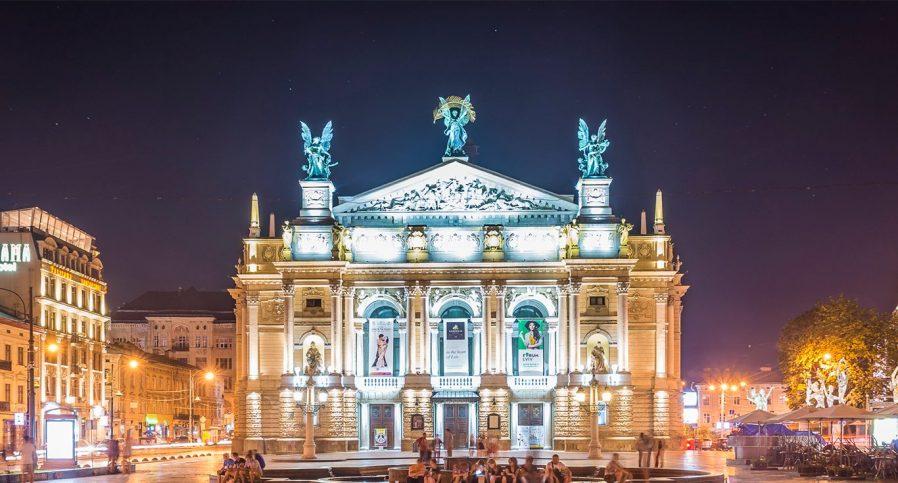 Opera House'da Bir Tur Atın