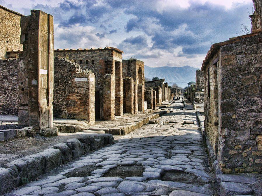 BONUS: Pompei Antik Kenti