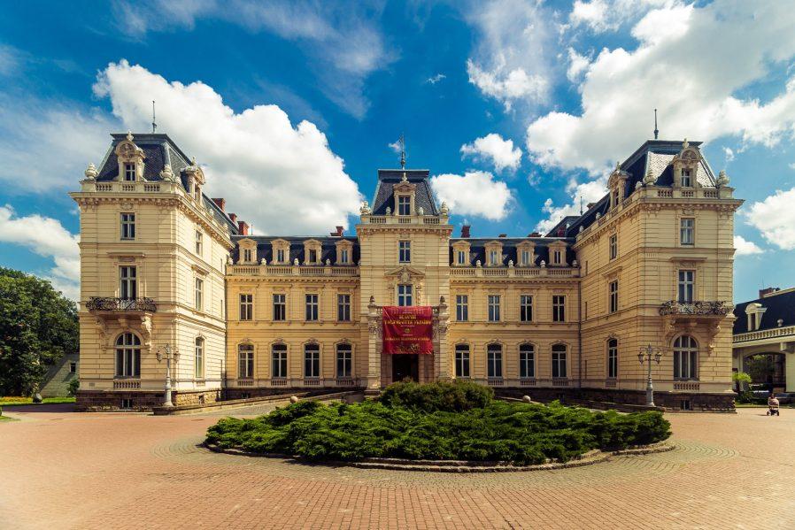 Potocki Sarayı (Potocki Palace)