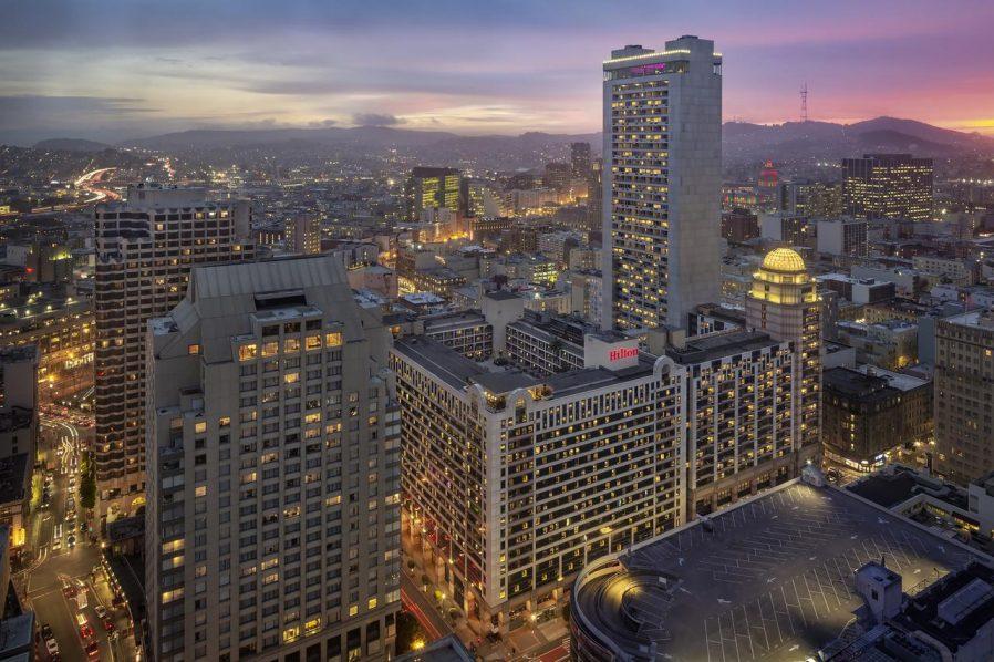 San Francisco'da Nerede Kalınır? San Francisco Otel Tavsiyesi