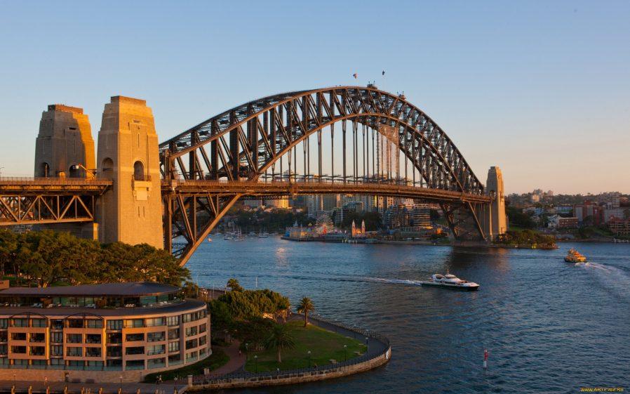 Sidney Limanı Köprüsü