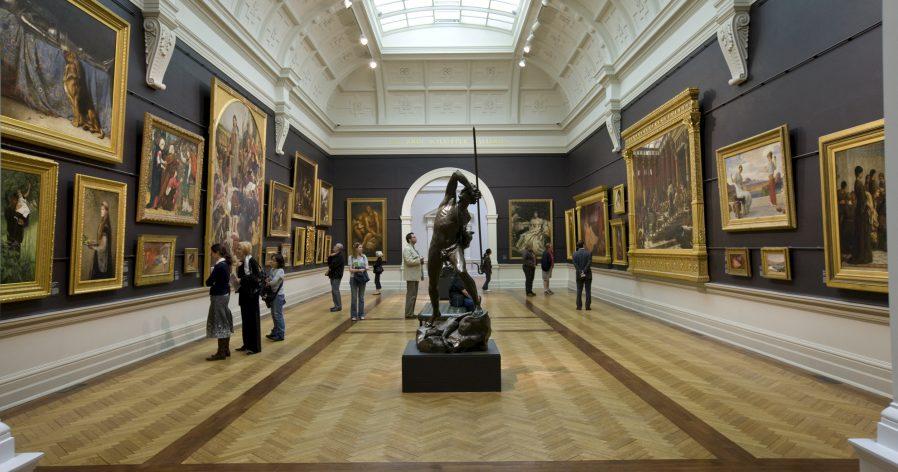 Sidney Müzelerini Gezin