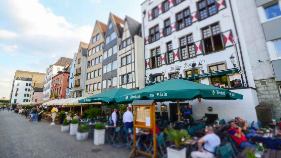 Tarihi Köln'ü Keşfedin