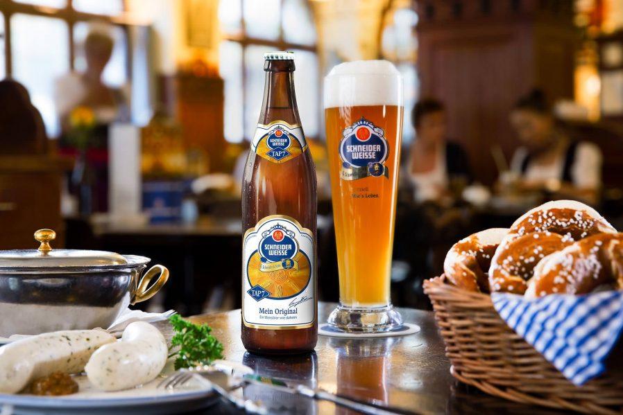 Weissbier (Beyaz Bira)