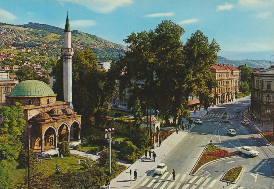 Ali Paşa Camii (Alipašina džamija)