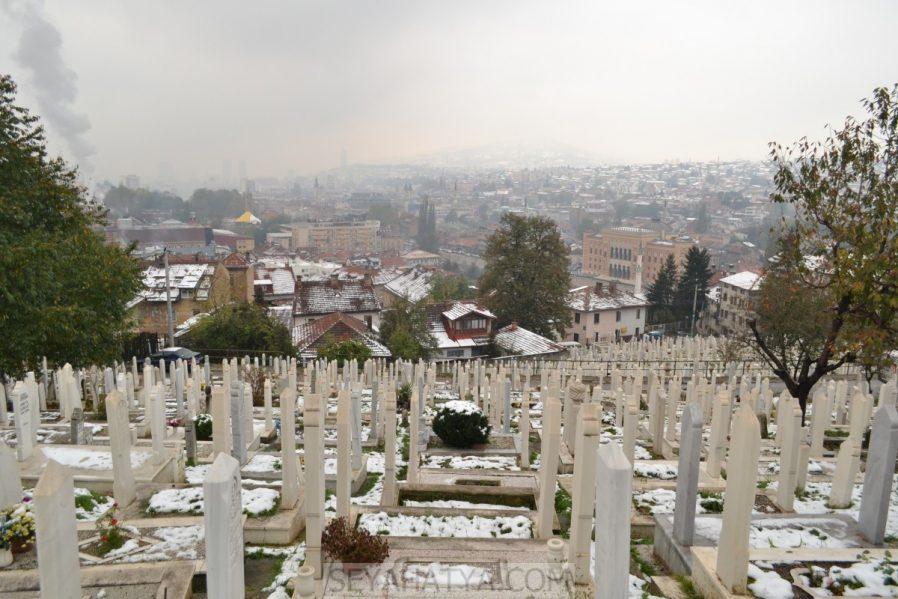 Alifakovac Müslüman Mezarlığı