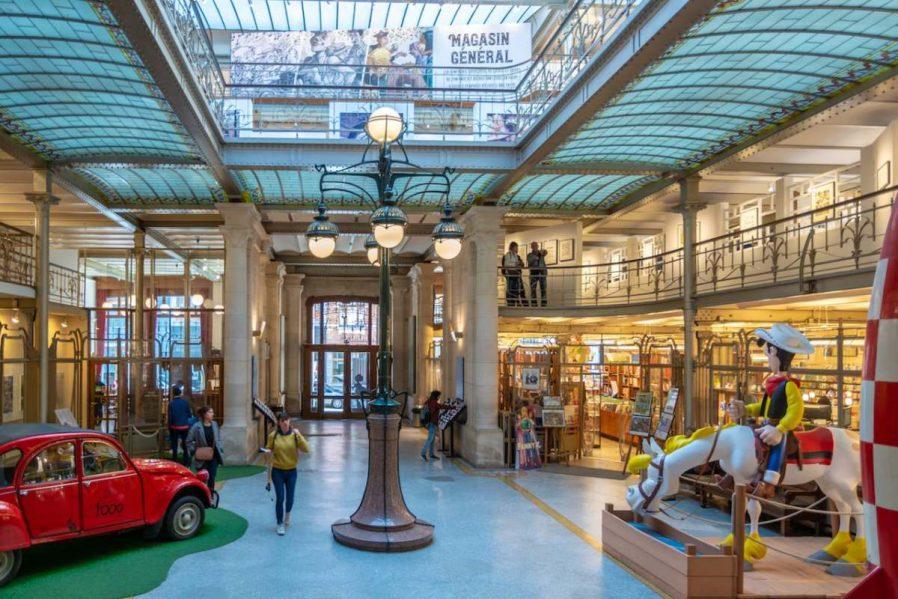Belçika Karikatür Müzesi