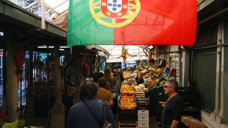 Bolhao Pazarı'nda Alışveriş Yapın