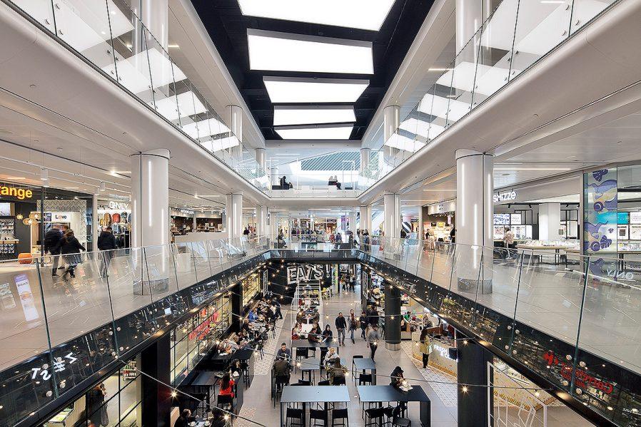 Brüksel Alışveriş Merkezleri