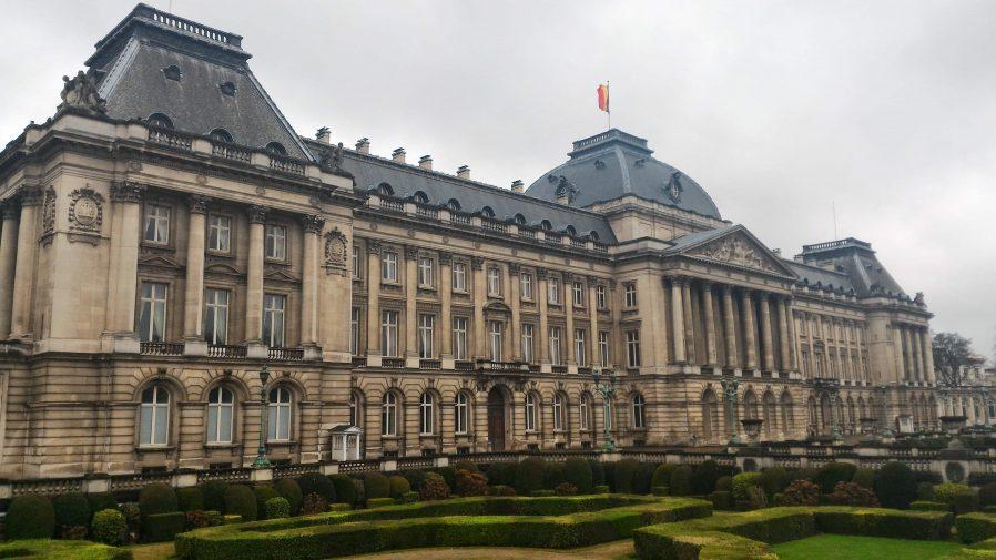 Brüksel Kraliyet Sarayı