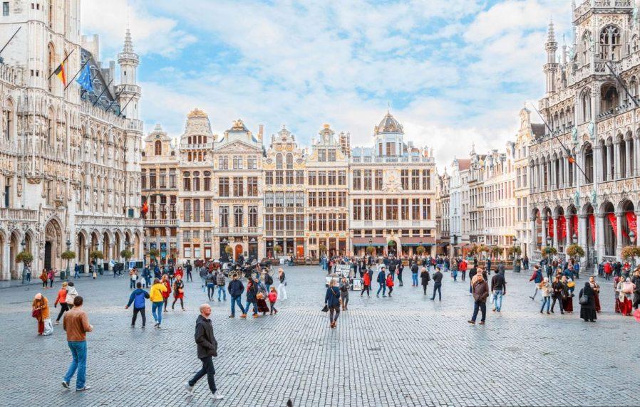Brüksel'de Alışveriş Yapılacak Yerler
