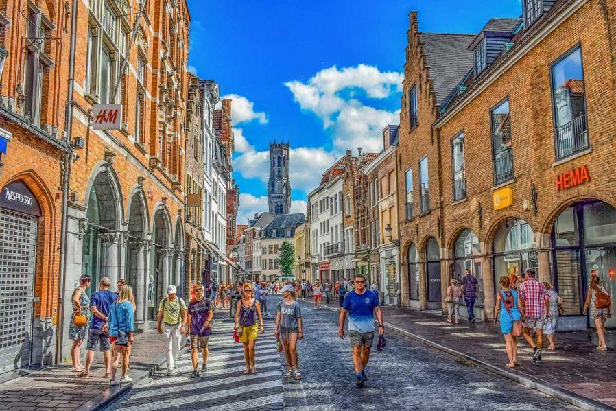 Brüksel'e Yakın Mesafedeki Rüya Gibi Şehirler İçin Yola Çıkın