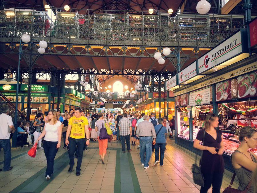 Budapeşte Alışveriş Hakkında Bilgiler