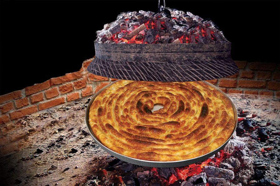 Burek (Boşnak Böreği)