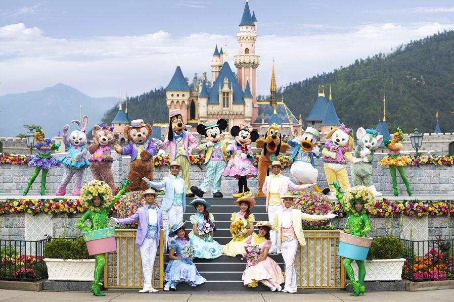 Çocuklarınızı Disneyland'a Götürün