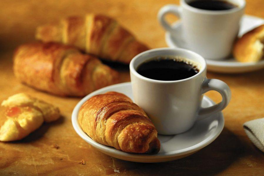 Cornetti ve Kahve