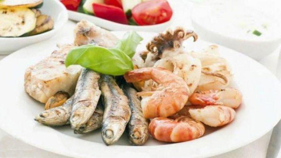 Deniz Ürünleri Tabağı