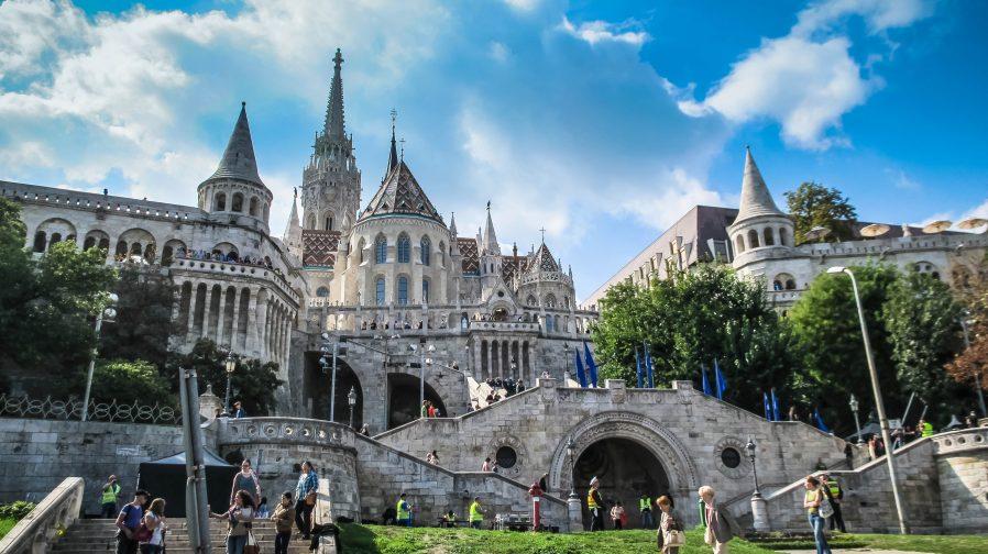 Firsherman's Bastion'dan Budapeşte'yi Seyredin