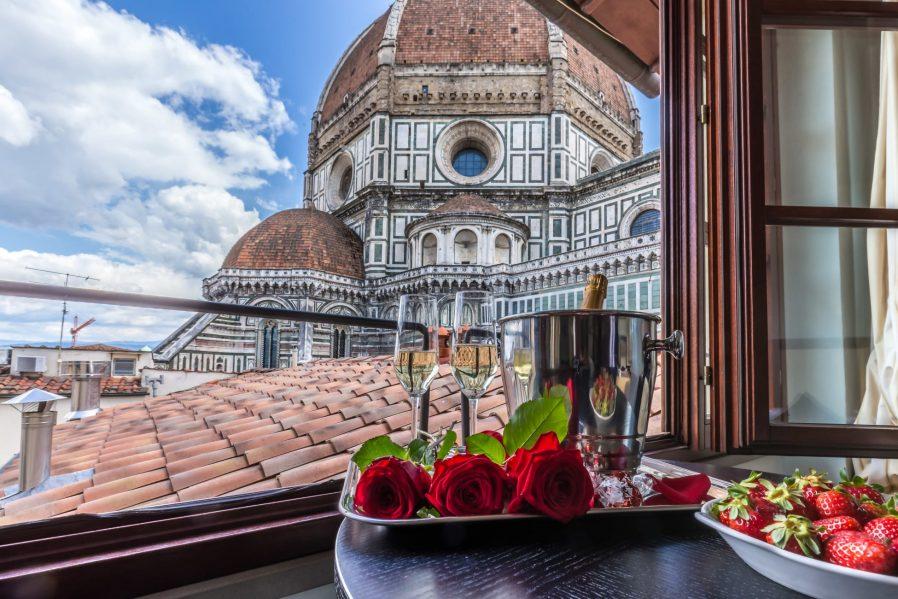 Floransa'da Nerede Kalınır? Floransa Otel Tavsiyesi