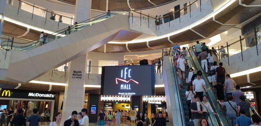 Hong Kong Adası'nda Yer Alan Alışveriş Merkezleri