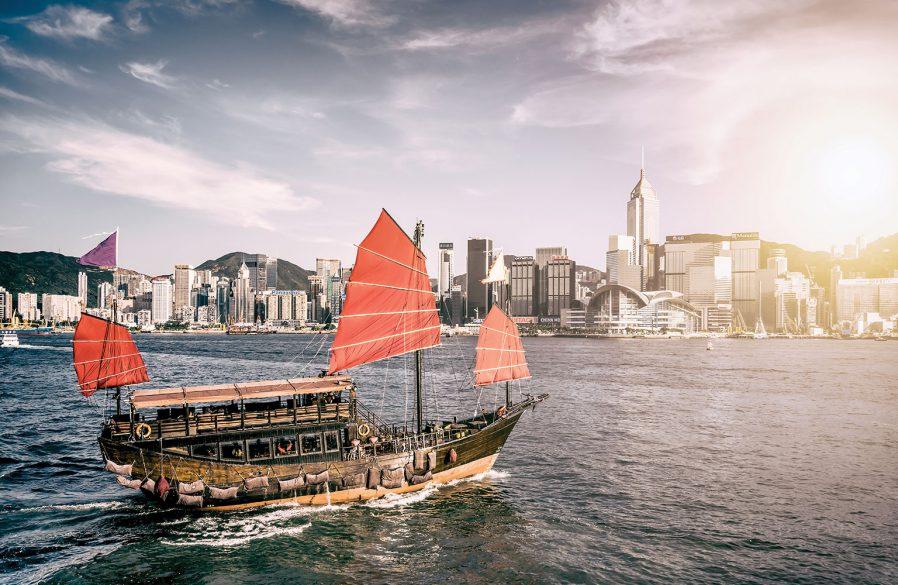 Hong Kong Çevresindeki Adaları Ziyaret Edin