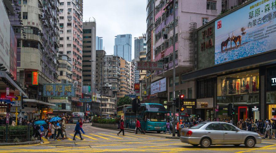 Kowloon Bölgesi