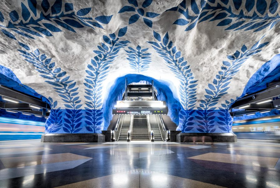 Metro İstasyonları