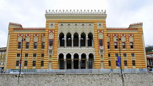 Milli Kütüphane (Vijecnica)