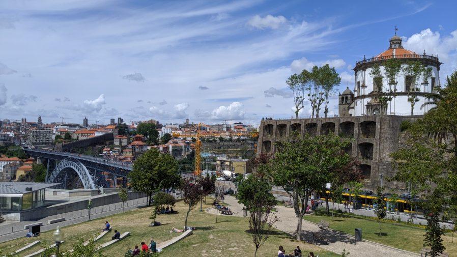 Monastery of Serra do Pilar