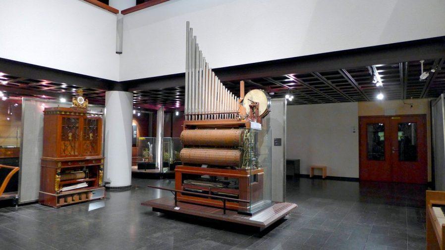 Müzik Enstrümanları Müzesi (MIM)