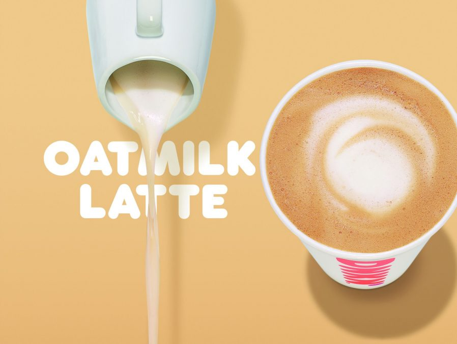 Oat Milk Latte