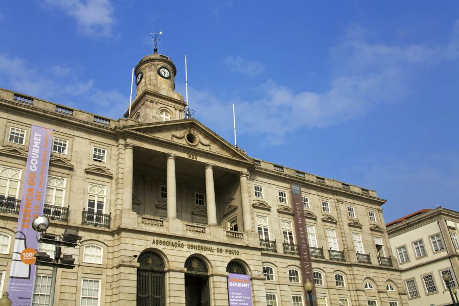Palácio da Bolsa (Borsa Sarayı)