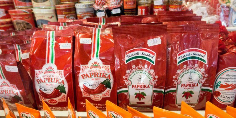 Paprika (Kırmızı Biber)