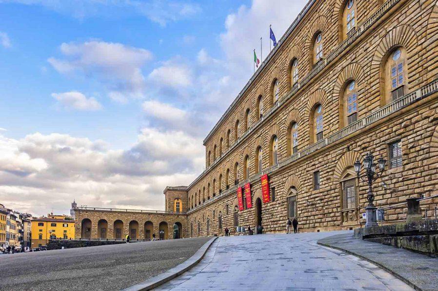 Pitti Sarayı (Palazzo Pitti)