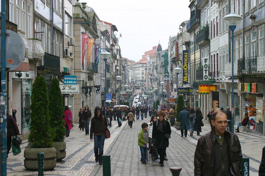 Porto Alışveriş Caddeleri