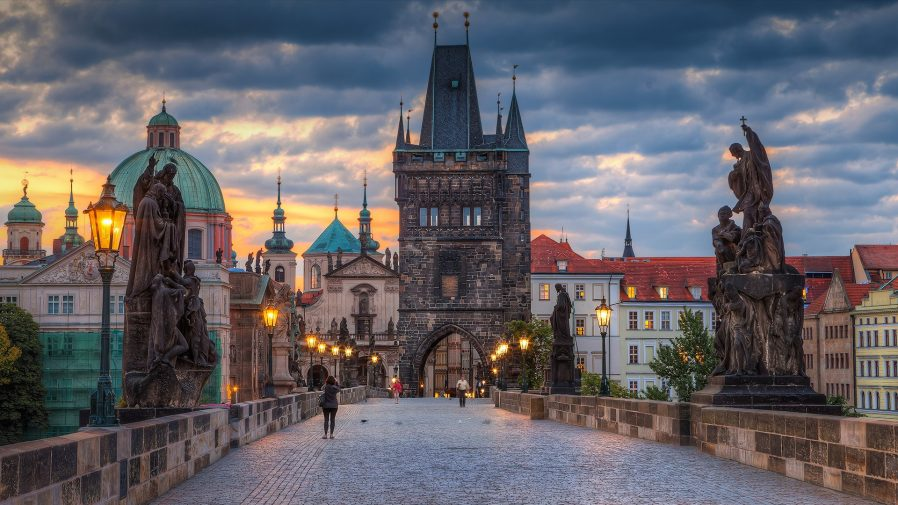 Prag Alışveriş Caddeleri