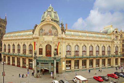 Prag Belediye Sarayı