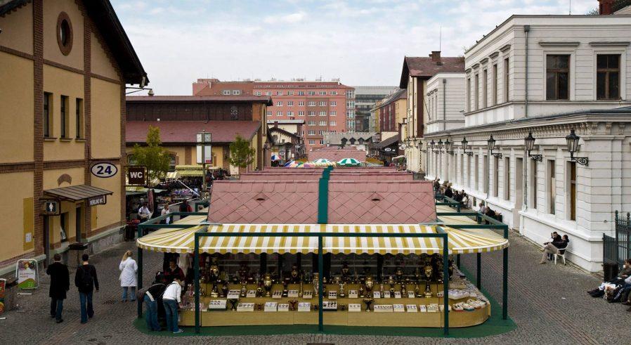 Prag'daki Pazarlar