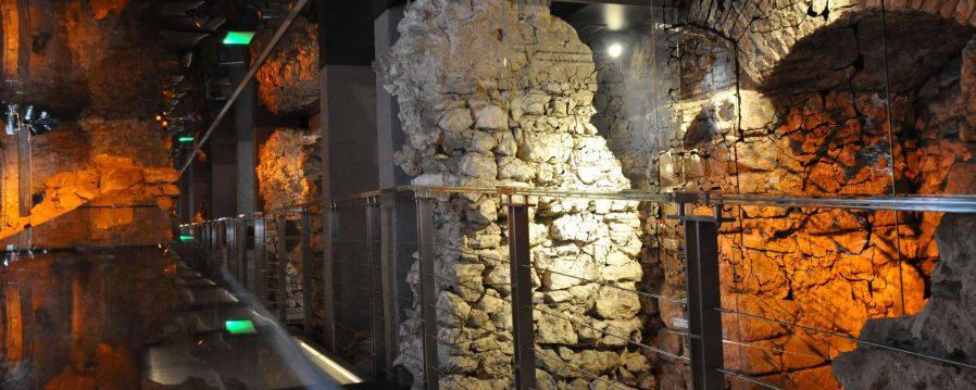 Rynek Underground Exhibition