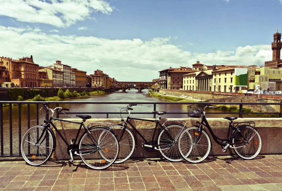 Şehri Bisikletle Keşfedin