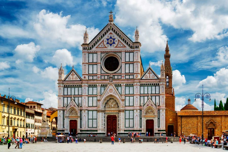 Santa Croce Bazilikası