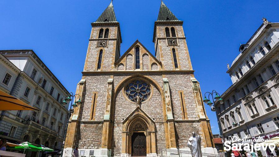 Saraybosna Katedrali (Katedrala Srca Isusova)