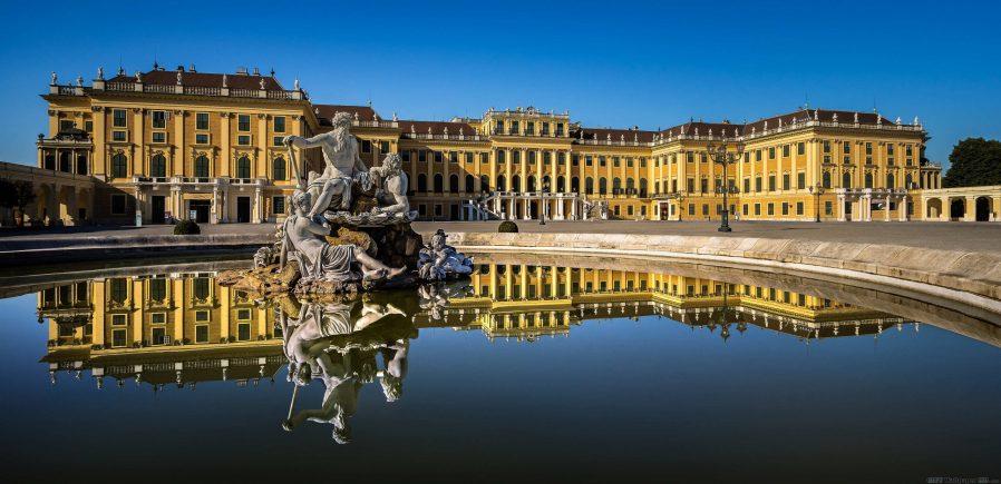 Schonbrunn Sarayı'nı Gezin