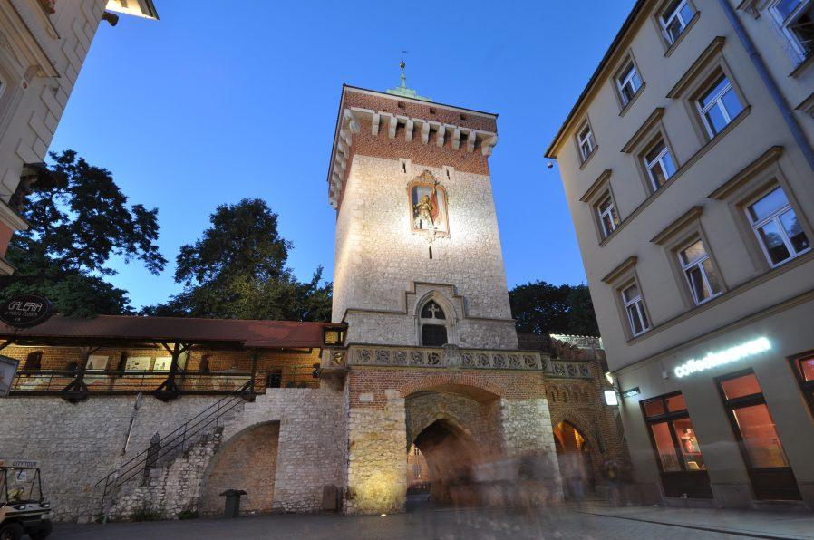 St. Florian's Gate (Aziz Florian'ın Kapısı)