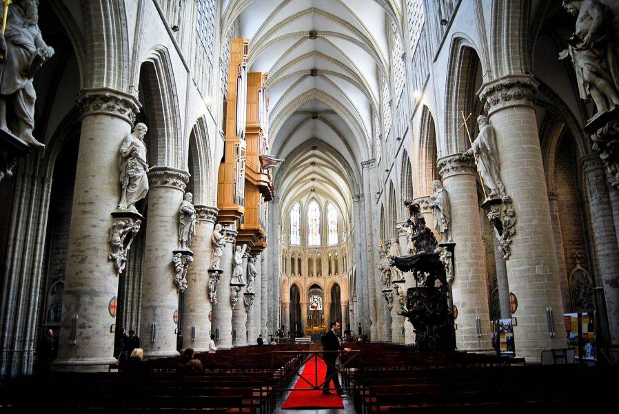 St. Michael ve St. Gudula
