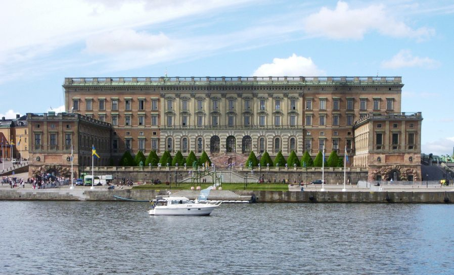 Stockholm Sarayı (Royal Palace)