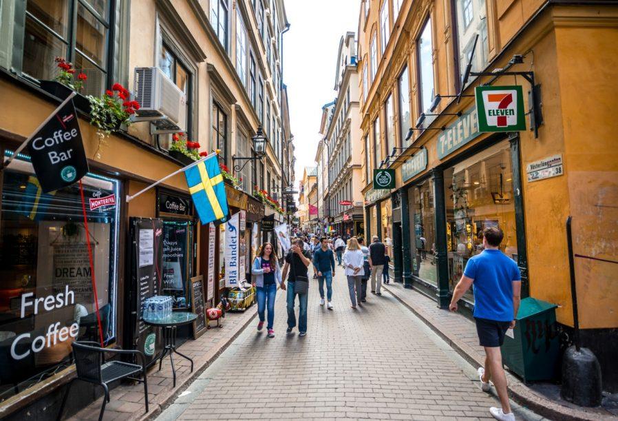 Stockholm'dan Ne Alınır? Stockholm Alışveriş Rehberi